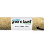 Greens Towel Desert Sand