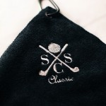 Custom Logo Golf Tournament Towel