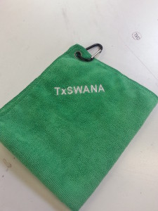 Shamrock Txswana Towel Rendition