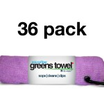 Awareness Pink 36 Pack of Greens Towels
