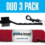 Duo Cardinal Red 3 Pack