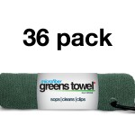 Pine Forest 36 Pack of Greens Towels