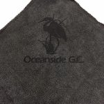 Custom Logo Microfiber Golf Towel Laser Etch