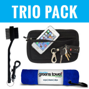 Golf Valuables Pouch Tournament Gifts