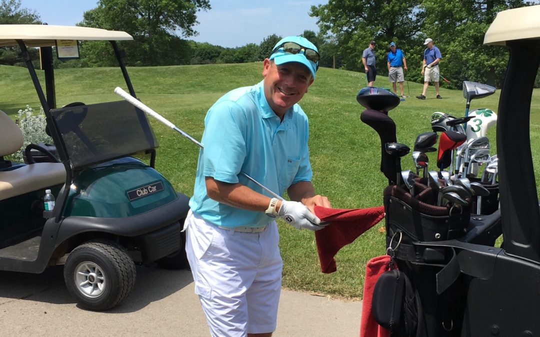 Greens Towel Donates To Help Cure Diabetes