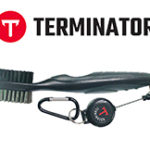 Golf Terminator Club Brush Black