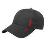 Performance Cap Black-Red