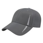 Performance Cap Charcoal-White