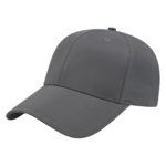 Golf Cap Charcoal Gray