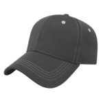 Charcoal Golf Outing Hats